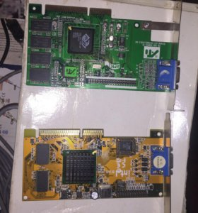 DIMM, sound blaster, agp vga card
