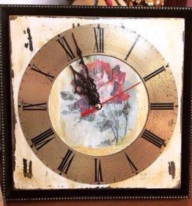 Часы старинные Маяк