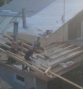 Выполняем строительные работы