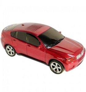 Колнка BMW X6 красная