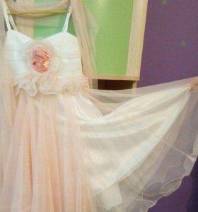 Платье на девочку от 6 до 10 лет