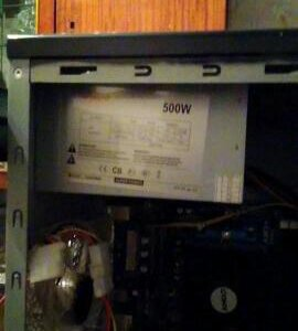 Компьютер на детали.