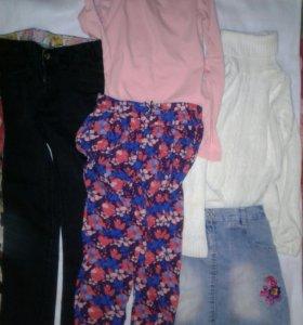 Одежда на девочку 134-140