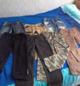Брюки и джинсы (110/116 и 122+)