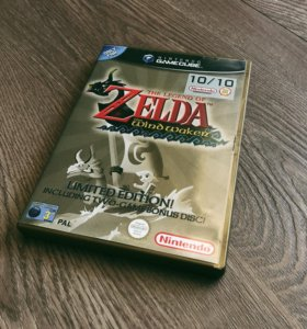 The Legend of Zelda: The Wind Waker Gold