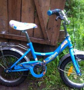 Велосипед детский ,дутик,