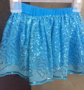юбка для девочки 104 см