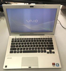 Ноутбук Sony Vaio VPCSB Core i3