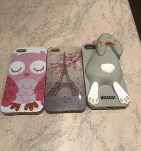 Чехлы на iPhone 5 и 5 s
