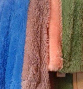 Плед мехавой данные цвета в наличии.