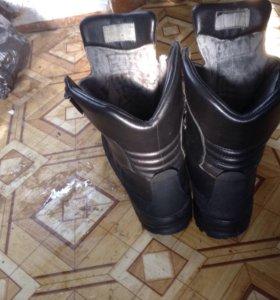 Ботинки военные бу