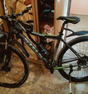 Велосипед стелс 900