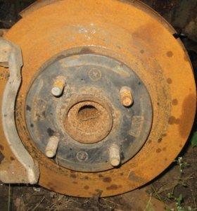 Передние тормозные диски для Хендай Салярис