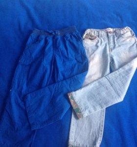 Брючки и джинсы (122+)
