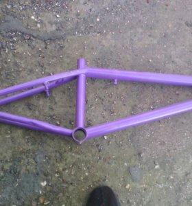 Рама для BMX