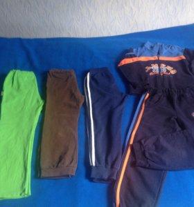 Спортивные штаны и костюм