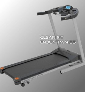 Беговая дорожка clear fit enjoy tm 4.25