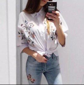 Блузка без размера