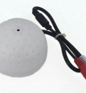 Микрофон для систем видеонаблюдения