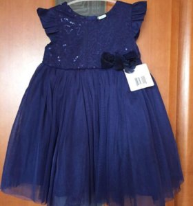Платье Littleme (USA) на 2 года новое
