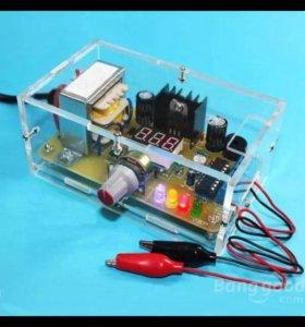 Регулируемый блок питания-зарядное устройство