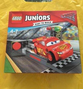 LEGO Juniors.Машинка из мульт Тачки!