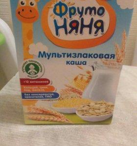 Каша Фруктов Няня