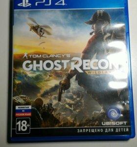 Продам Tom Clancy с ghost recon wildlands