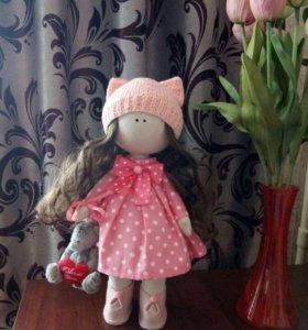 Кукла милашка, тильда