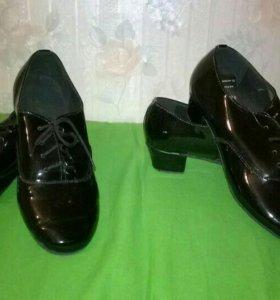 Туфли для спортивно бальных танцев