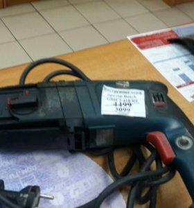 Инструмент перфоратор bosch gbh 2-418re