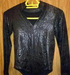 Рубашка и брюки для спортивно бальных танцев