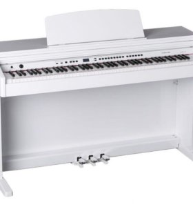 CDP 101 Цифровое пианино, белое, Orla
