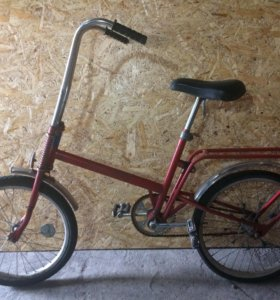 велосипед времен СССР, в хорошем состоянии!