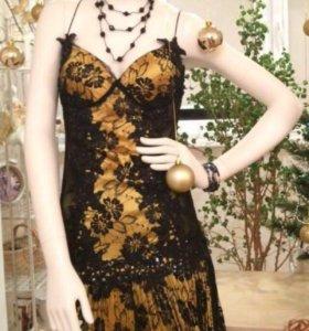 Новое Вечернее коктельное платье