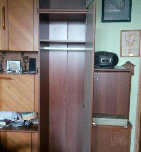 Шкаф-пенал платяной