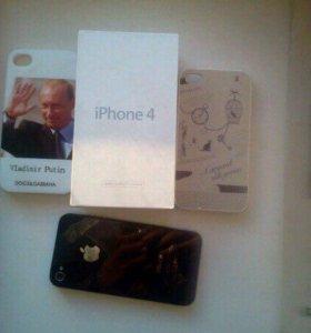 iPhone (iPod) 4