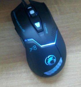 Игровая мышь X8