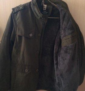 Мужские демисезонные куртки.