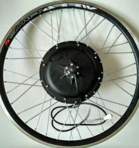 Мотор-колесо 1000 вт 55км/ч в комплекте