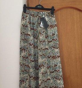 Новые итальянские брюки 42-44р
