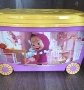 Контейнер для игрушек, 54x38x29