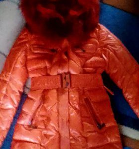 Куртка зимния 44 раз