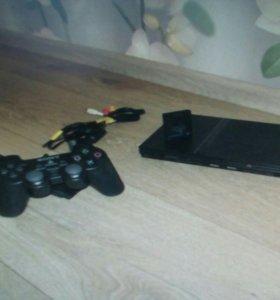 PS2 slim прошита