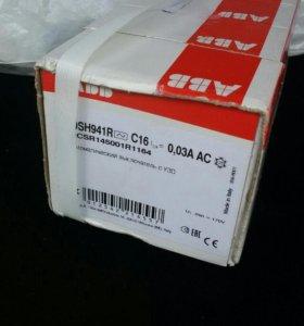 ABB Автоматический выключатель с УЗО