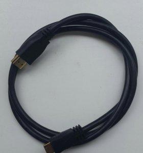 Шнур HDMI mini