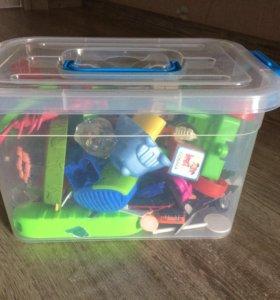 Контейнер с игрушками, 54x 38x29
