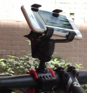 Велосипедный держатель телефона