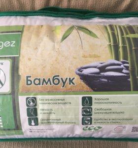 Одеяло полутороспальное (новое)