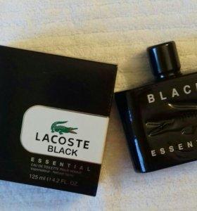 LACOSTE BLACK ESSENTIAL 125мл